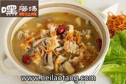广式火锅营养美味,猪肚鸡以味取胜