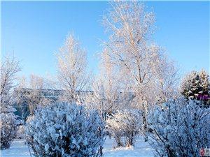 大美桦南――-秀北公园,桦西湖公园