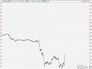 蔚天然:4.10 EIA三大油库存下降抵消美国产量上升利空,油价急升