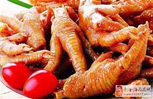 恶心!你喜欢吃的鸡爪竟用这些原料制成,看完还敢吃吗?