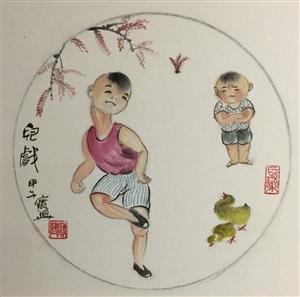 �����d�L��作品欣�p(三)