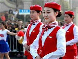一万新生齐聚北京燕郊欢迎你参观盛况