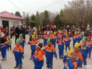 圆梦幼儿园春游活动,家长和孩子玩嗨了