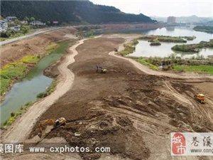 【苍溪】梨仙湖湿地公园建设近况【图】