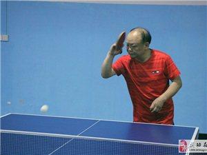 """【头条】喜迎十六运 健康武功人""""海鋈皇嘉杯""""乒乓球比赛成功举行!"""