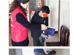 2018爱心助学之五--江海义工走访马塘小陆同学生日篇