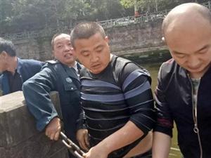 蓬溪一3岁儿童落水男子跳河救人后悄悄离开