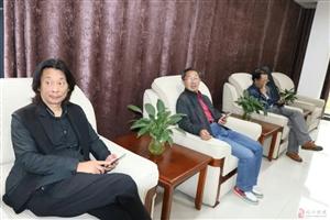 白鸭寺社区与关庙山文学社联手打造文明新社区