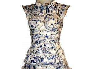 青花瓷服装欣赏