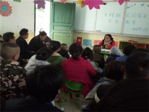 贵州从江:光辉幼儿园召开预防传染病家长会