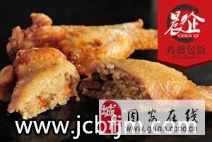 鸡翅包饭大众小吃实惠又美味