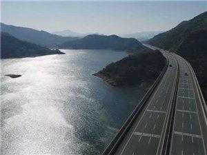网友航拍揭西的青山绿水,堪称揭西旅游的宣传片啊!