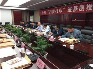 """全市""""扫黄打非""""进基层推进工作会议在宝丰县召开"""