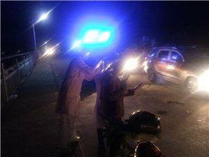 昨晚南门大桥上发现一男子,之后却发生这事,乐平人别这么干了!