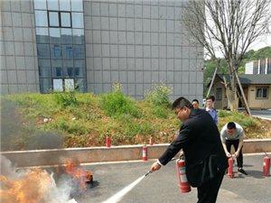 88必发娱乐同岳汽车有限公司举办消防知识培训