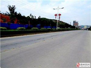 关注!总投资8000万!揭西县城北环一路即将升级大改造
