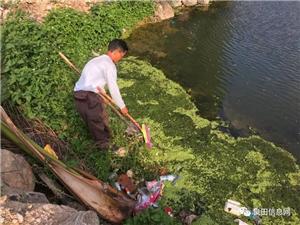 良田乡推动环境卫生综合整治工作常态化、长效化管理机制
