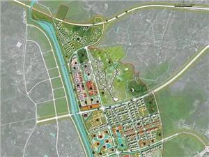 揭西即将打造全新的城市中心,北部新城+温泉小镇最新消息!