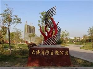 大悟建成首个消防宣传主题公园和宣传一条街