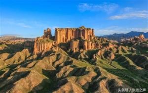 中国梦从哪里起源?祁连山下的这四座城市或许给出了答案