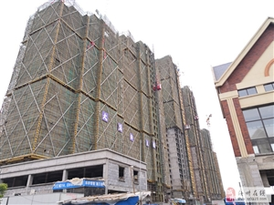 【万汇城】4月最新工程进度