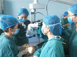 海西州这家医院实施白内障复明手术活动,还为每位患者补助1300元手术费