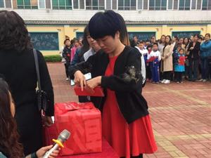 阜城12岁男孩患重病,第四小学师生奉献爱心伸援手