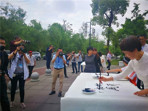 遂宁全市200余名摄影家齐聚蓬溪开展采风交流