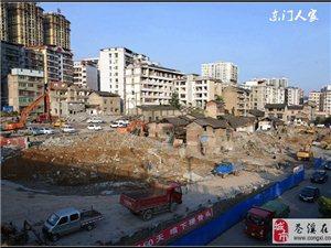【苍溪】嘉陵路西段滨江路市政建设【图】