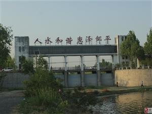 波光粼粼黛溪湖