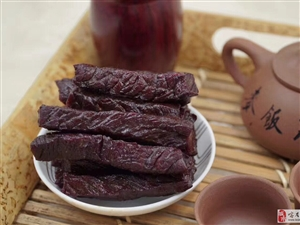 内蒙古大草原风干碳烤牛肉干