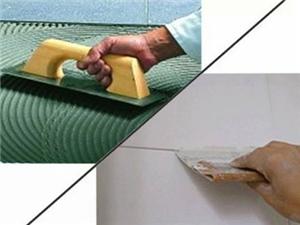 瓷砖铺贴需辅料,究竟哪些是最佳搭档?