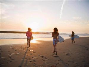 随它不负春光,恰如马里布海滩沉醉的晚上