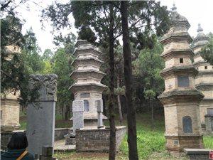 戊戌春游少林寺