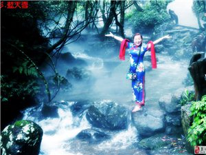 见证桂林山山甲天下的48蓝天人