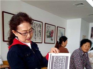 咸阳女书画家协会领导班子五一值班不放假