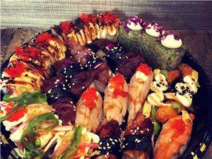 吃萨门小町寿司者找到一份心的平静。