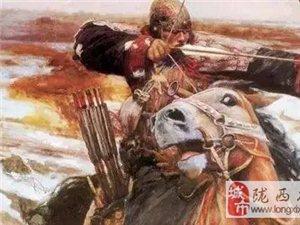 甘肃省十大名将,陇西自古多猛将和乱世枭雄