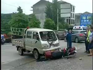 突发!新宁一加油站监控拍下的恐怖瞬间!一人当场身亡,一人重伤!