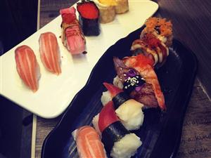 萨门小町寿司,四季享用!