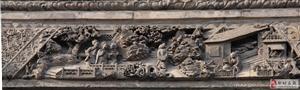 中华一绝:亳州砖雕《三顾茅庐》欣赏!