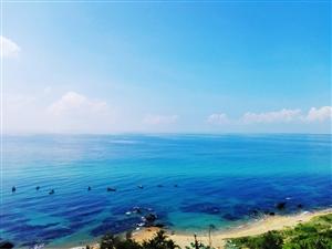 美��的山钦湾随影