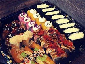 萨门小町寿司,色如玉版猫头笋,味抵驼峰牛尾猩。