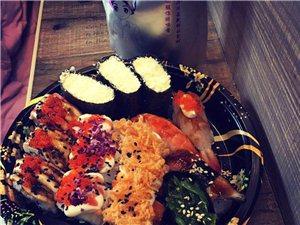 萨门小町寿司,新姿态新口味