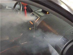 迅洁洗车场【大白项目】:空调蒸发箱可视清洗加雾化杀菌(图片)