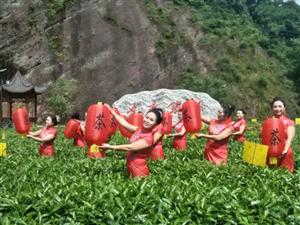100台单反聚焦官庄镇界亭驿辰龙关,旗袍协会和采茶姑娘成亮点!