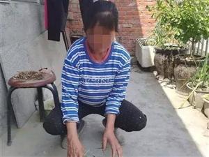 汉中警方用无人机航查在居民楼顶发现罂粟