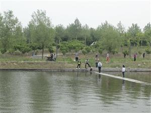 黛溪河畔新面貌