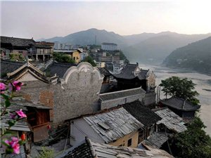汉江蜀河行
