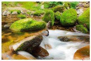 天河大峡谷《李红安老师作品》